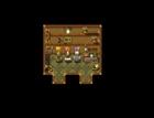 RPGマップ素材「スチームパンク・トイレット」