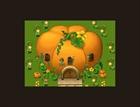 RPGマップ素材「宿屋『かぼちゃハウス』」