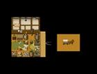 RPGマップ素材「馬車の中」