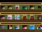 RPGマップ素材「壁ホテル(ベッドセット)」