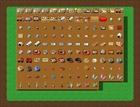RPGマップ素材ミニセット「日本の食卓」