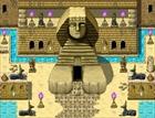 RPGマップ素材「スフィンクスの遺跡」