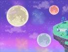 RPGマップ素材「星屑の降る丘」